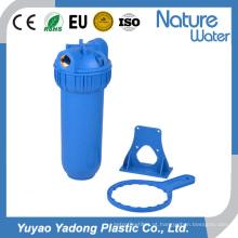 Filtro de água único azul Itália