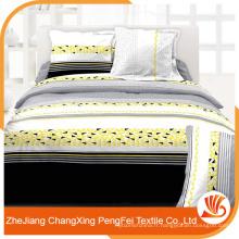 Nouveau produit en broderie en polyester brossé en élastique avec haute qualité