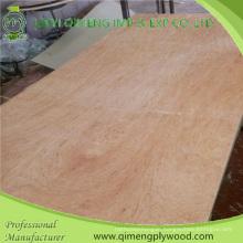 Poplar or Hardwood Core Dbbcc Grade 6.0mm Bintangor Plywood