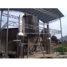 Secadora rápida de certificado para sulfato de bario precipitado