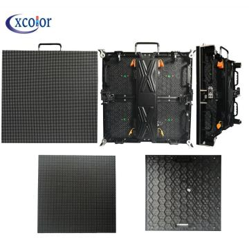 Outdoor Rental Cabinet P3.91 LED-Anzeigefeld