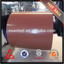 RAL Standard Farbbeschichtete Stahlplatte / Spule