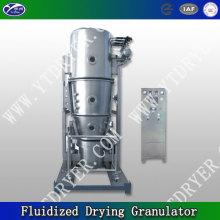 Fluidized Drying Granulator inhydrophobic silica