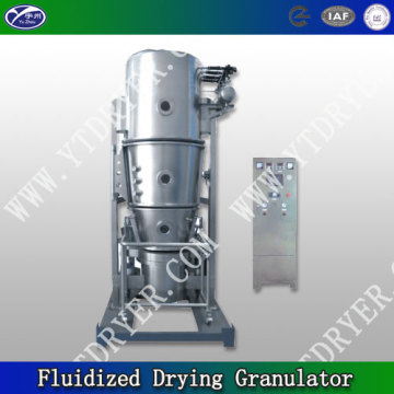 Fluidized Drying Granulator Inhydrophobic silica
