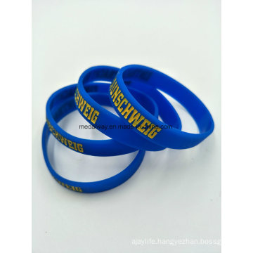 Custom Silicone Armbands, Silicone Bracelets for Promotion Gifts