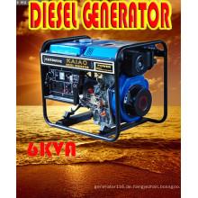 6kVA / 5.5kw Open Type Diesel Power Generator