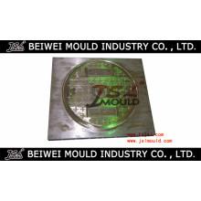 Molde de compressão de tampa de bueiro SMC