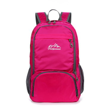 Bolso de nylon ligero plegable popular