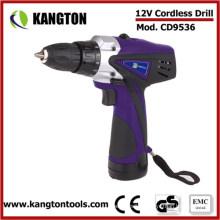 12V Power Tools Li-ion Cordless Drill (KTP-CD9536)