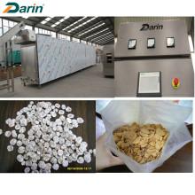 Équipement sain de fabrication de flocons de maïs d'acier inoxydable