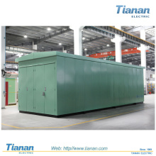 30kVA-2500kVA Paket Umspannwerk kombinieren Umspannwerk Kompaktstation (ZBW1-12)