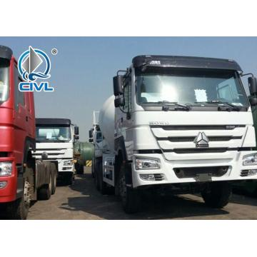 Camion malaxeur Sinotruk 8M3 336cv