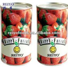 Dosen Früchte - Erdbeere