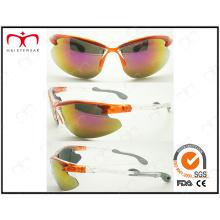 Especial de diseño de mariposa señoras gafas de sol deportivas (lx9879)