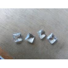Transparnt Fancy Stones Beads