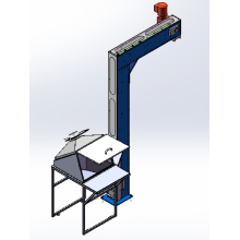 PVC Magnetic Conveyor Belt