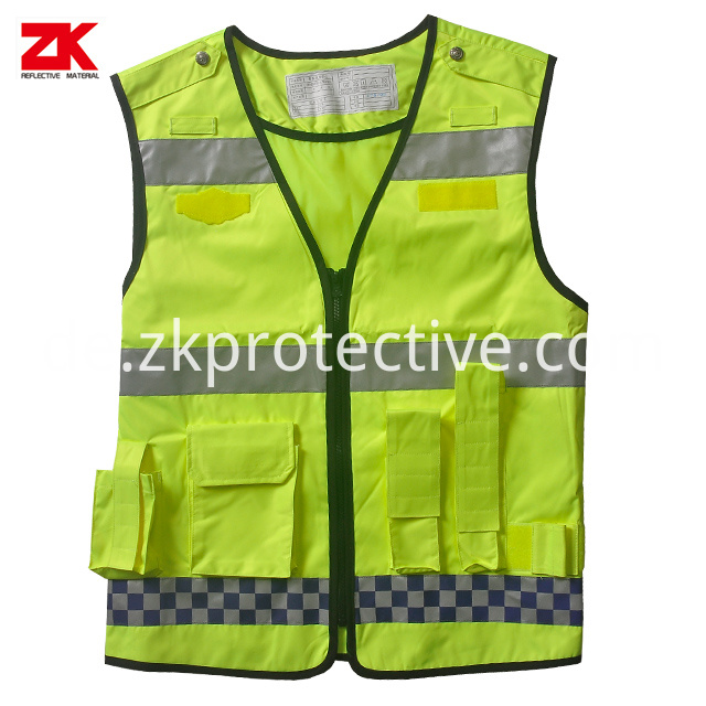 Oxford Fabric Safety Vest