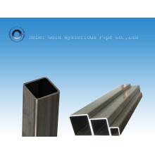 Tubos quadrados sem costura desenhados a frio / tubo quadrado de aço de alta qualidade