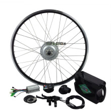 Chine CE 250W hub moteur LCD ou LED affichage rapide vente kit de conversion de vélo électrique