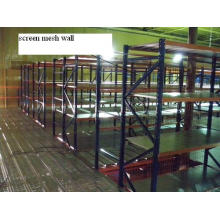 Складская стальная мезонинная платформа