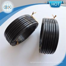 Упаковки vee в бутадиен-нитрильный каучук с тканью Армирующего материала