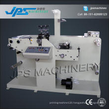 Transparent Protective Film Die Cutting Machinery with Slitting Function