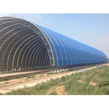 Prefab Light Stahlherstellung Flugzeug Hangar-Projekt