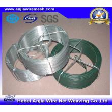 Провод оцинкованный PVC (CE, SGS, ISO)