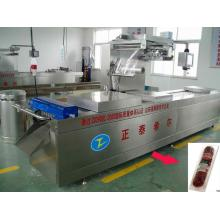 High speed meat packing machine