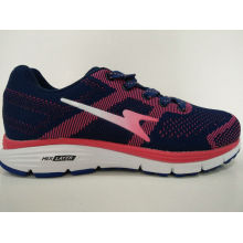Brand New Design Knitting Sports Gym Shoes for Women