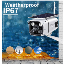 Камера 4G 12V 2MP Солнечная камера
