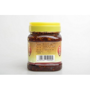 Little Swan Red Oil Chili-Sauce