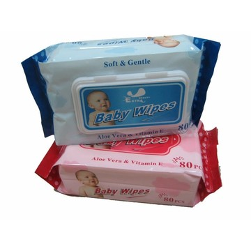 Bio-Reinigung Sleepy Baby Wet Wipes