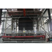 8m Geomembrana HDPE PEBD EVA Ecb PVC