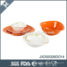 26 pcs porcelain Dinner set, samll set porcelain, colored set porcelainware