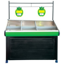Estante vegetal/fruta / estante de exhibición