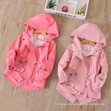 Ropa de niños abrigo para niños niñas bebés lindos abrigo abrigo blanco para niños