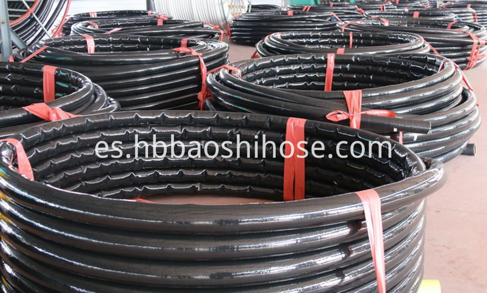 High Pressure Transimission Offshore Tube