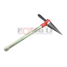 herramienta de escariador / escariador de tubos de acero para roscar la máquina M2