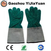 Gant de travail de soudure industrielle pour le soudage en cuir