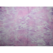 Ramie Cotton Printed Yarn Dyed Plain Fabrics (DSC-4156)