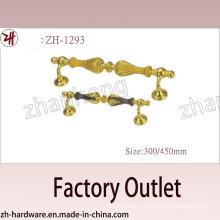 Factory Direct Sale Zinc Alloy Big Pull Archaize Handle (ZH-1293)