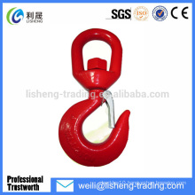Forged lifting sling crane hook parts