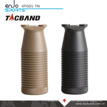 Tacband Tactical Vertical Fore Grip for Keymod - W/Storage Compartment Tan