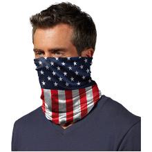 Resfriamento Neck Gaiter Máscara Facial