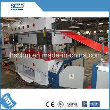 Máquina de corte a quente da folha e da estampa da etiqueta da etiqueta adesiva