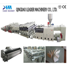PVC Skirting Board Extrusio Machinery