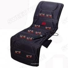 China Promotional Electric Vibrating and Heating Full Body Massage Mattress Back Pain Massager Machine