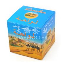 The vert de chine chunmee green tea 4011 with 200g box packing tea 4011