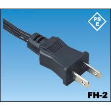 Japanese PSE Power Cord fh-2